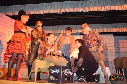 Kolping-Theater 2014